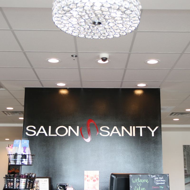Salon sanity - Gretna salon Get a haircut Today!